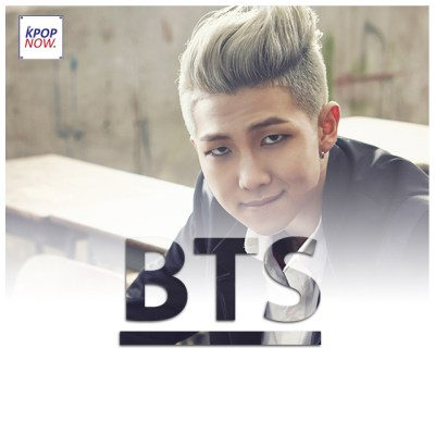 BTS RM Fade by AT KPOP NOW