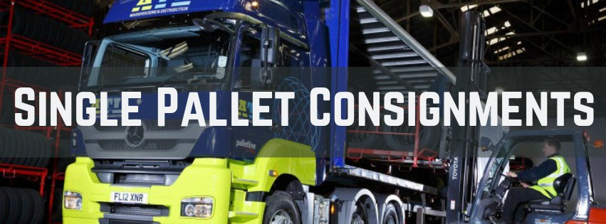 Single Pallet Consignments