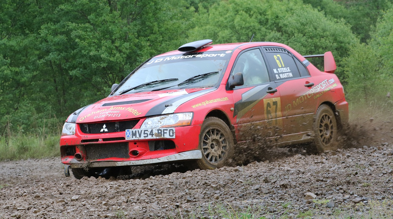 ATL Carlisle Stages Rally