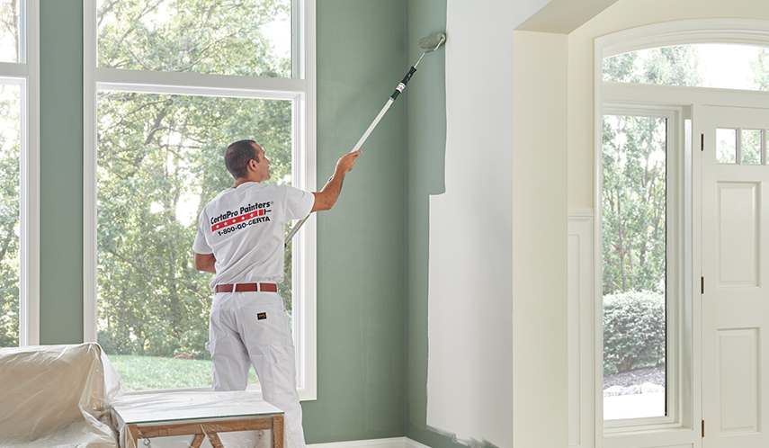 Atlanta  GA House Painters 404 377 1867   Professional Interior     CertaPro Painters     of City of Atlanta Decatur