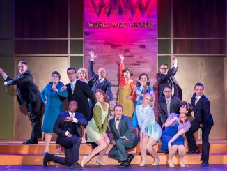 Cast of How to Succeed in Business Without Really Trying