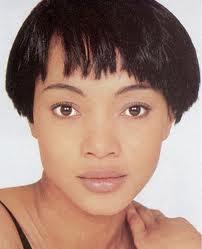Black Female Face