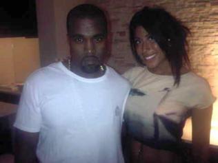 kanye west cheats on Kim kardashian