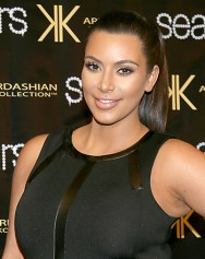 Kim Kardashian spends private time with daughter North West