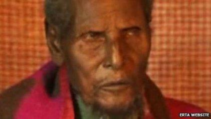 ethiopian oldman oldest man alive