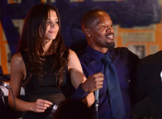 Jamie Foxx squashes Katie Holmes dating rumors