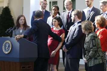 fainting woman obama care