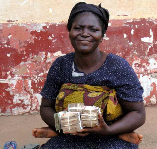 Microentrepreneur Stella Sabang