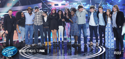 American Idol Season 13, Episode 15: Results Show