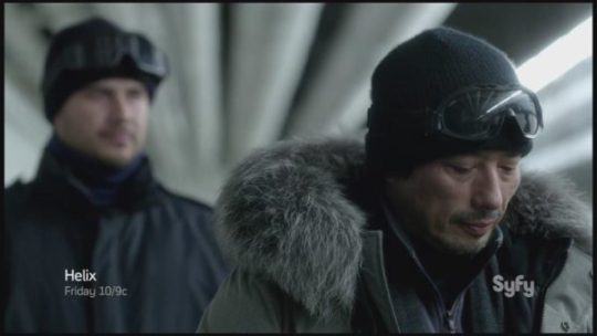 'Helix' Season 1, Episode 7- 'Survivor Zero'