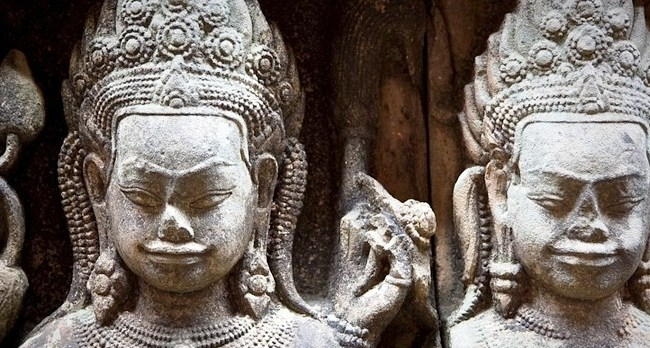 FROM ANGKOR WAT