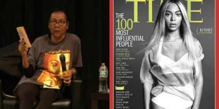 bell hooks says beyonce is a terrorist