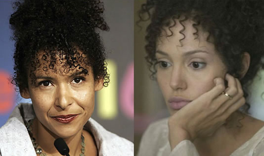 angelina jolie playing mariane pearl 2