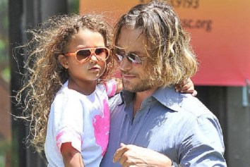 Halle Berry feud over Nahla's hair
