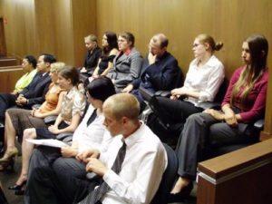 all white jury