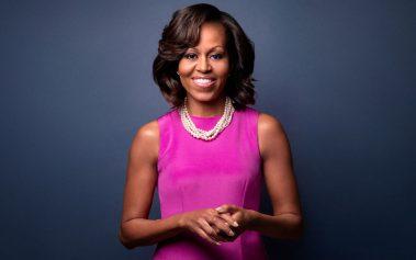 Michelle Obama book cover