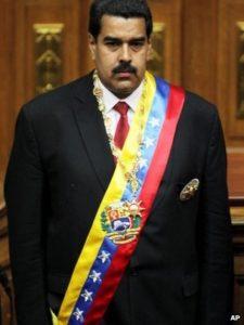 Venzuala president