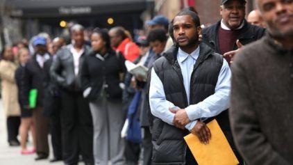 black unemployment rate