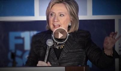Hillary Clinton Campaign Ad on Race