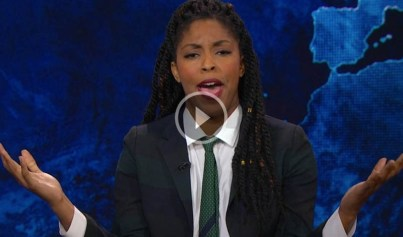 Jessica Williams Addresses Beyoncé's Super Bowl Critics on The Daily Show