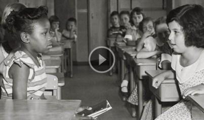 Resegregation of schools bp