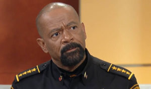 Sheriff David Clarke on Netflix, Twitter Exec Donations to BLM Candidate