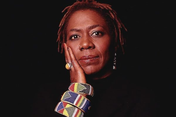 Afeni Shakur-Davis, mother of the late rapper Tupac Shakur.