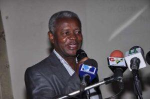 Dr. Akwasi Osei of Ghana's Mental Health Authority (Photo via Ghana News Agency)