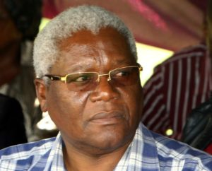 Minister of Home Affairs Dr. Ignatius Chombo, (Photo via Chronicle.co.zw)