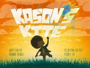 """Kason's Kite"""