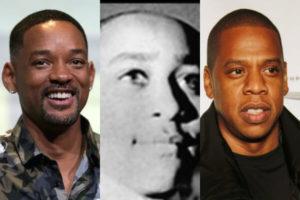 Will Smith, Emmett Till and Jay Z (Wikipedia)