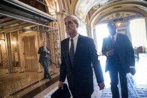 special counsel Robert Mueller, Russian meddling