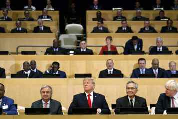 Trump Calls on the United Nations to Reform