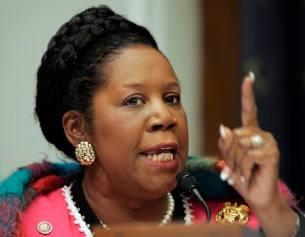 Black Lawmaker Kneels
