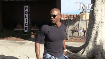 terry crews report