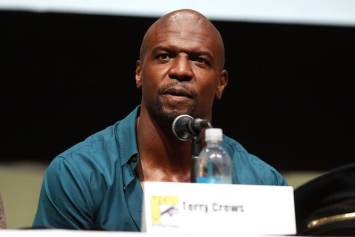 terry crews white privilege