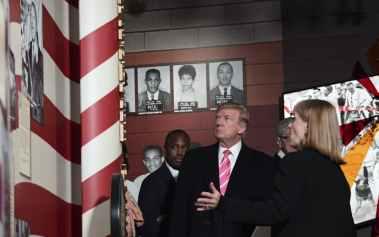 Trump Civil Rights museum