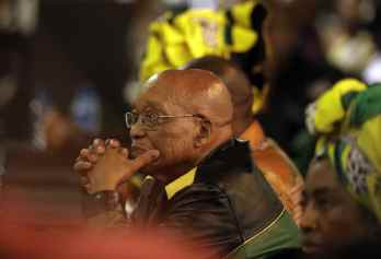 South Africa New Leader Ramaphosa