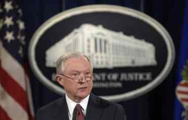 Sessions prison reform