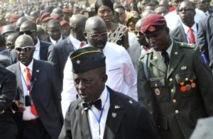 Liberia President Inauguration