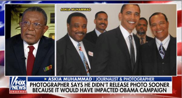 Farrakhan Obama Photo