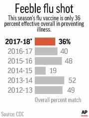 FLU VACCINE EFFECTIVENESS