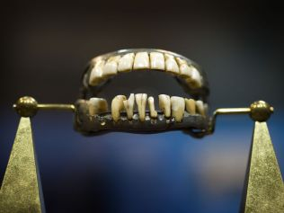 George Washington Slave Teeth