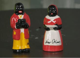 Blackface Figurines