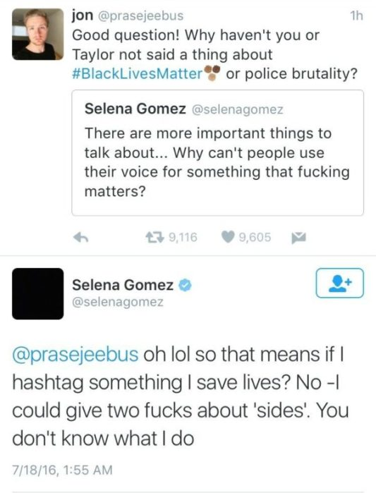 selena gomez march for our lives