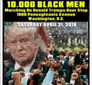 Anti-Trump Rally