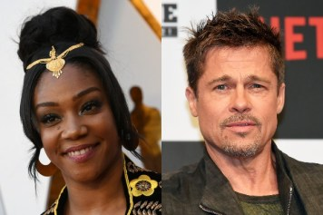 tiffany haddish brad pitt