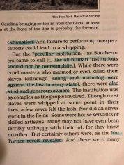 History Textbook Slavery