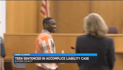 Alabama Teen Sentenced