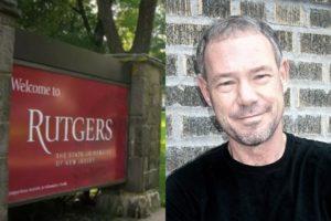 Rutgers Professor Rant